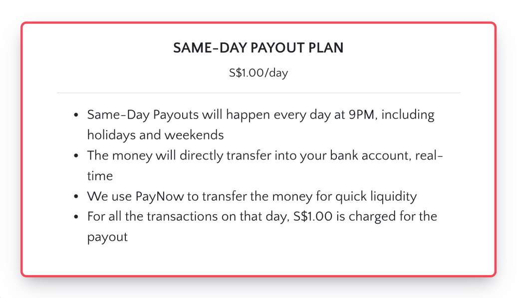 Maesh introduces Same-Day Payouts 📅